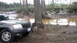 hd tahuya off roading jeep grand cherokee wj 4 5