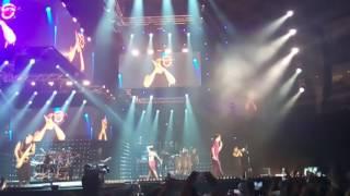 Рикки Мартин. Концерт в Москве 20.09.2016 Ricky Martin One Word Tour 2016 Moscow