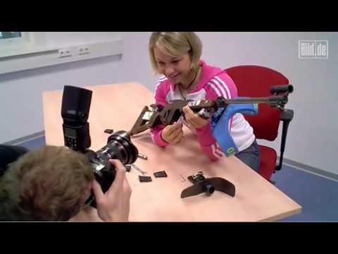 Magdalena Neuner  Endlich ohne Schmerzen - Sport - Bild