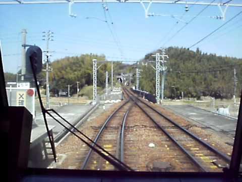名鉄5300系5407全車一般車特急名...