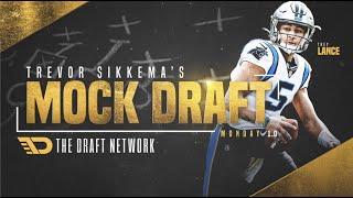 2021 NFL Mock Draft: Trevor Sikkema 1 0