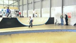 Rocker Mini BMX | Worlds No.1 Mini BMX Rider | Reggie Deacon