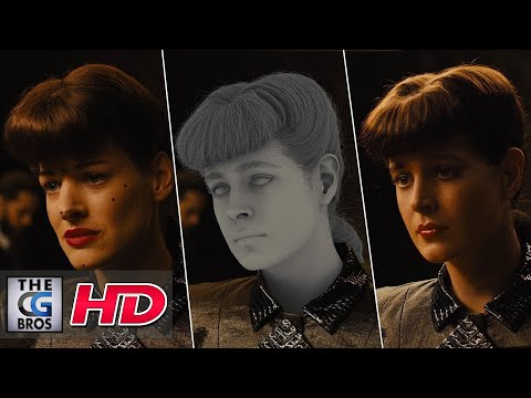 "CGI & VFX Breakdowns: ""Blade Runner 2049"" - by MPC"