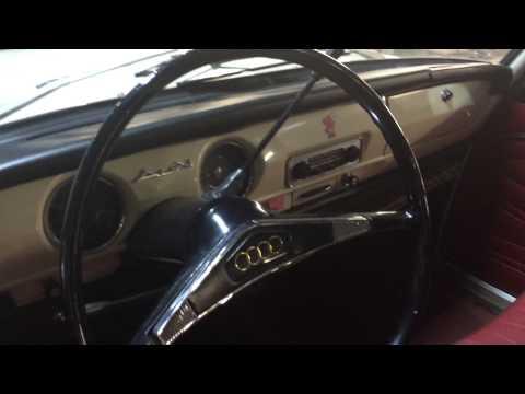 Audi 60 168 55 HP 1485ccm, Audi 60 F103