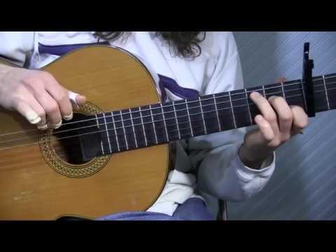 Landslide Guitar Lesson - Pattern Variations