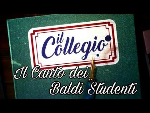 IL COLLEGIO 1960 - Il Canto dei Baldi Studenti