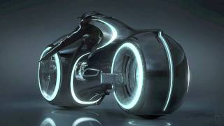 Tron Movie Theme -  Full Song