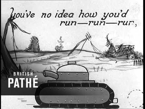 Run Adolf Run (1940)