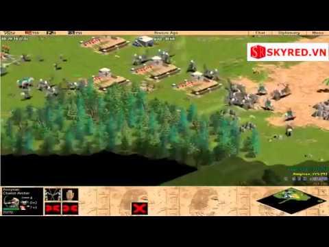 AOE  TEAM 22 Đỉnh Cao - Chày cối lên tầm huyền thoại -Chim quá trì để xứng tầm huyền thoại
