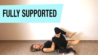 3-Minute Miracle for Your Pelvic Floor (Pelvic Tension & Prolapse)