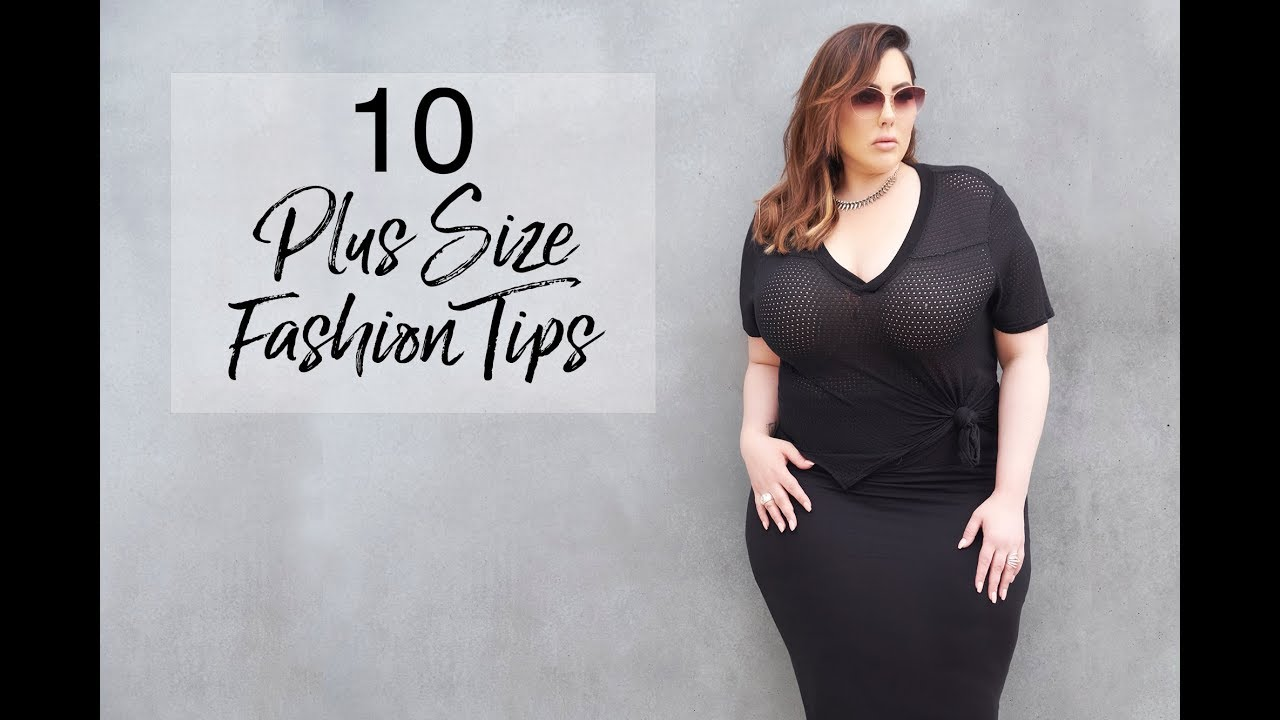10 Plus Size Fashion Tips | Marste 8