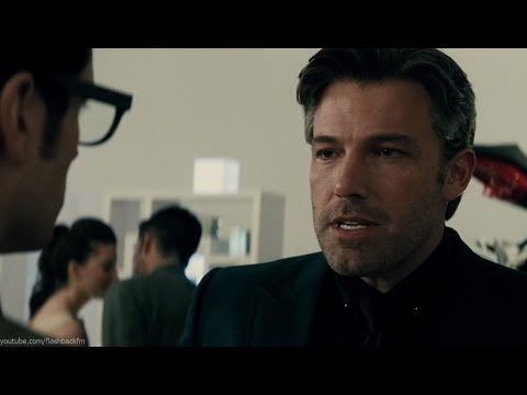 Batman v Superman - Clark Kent & Bruce Wayne