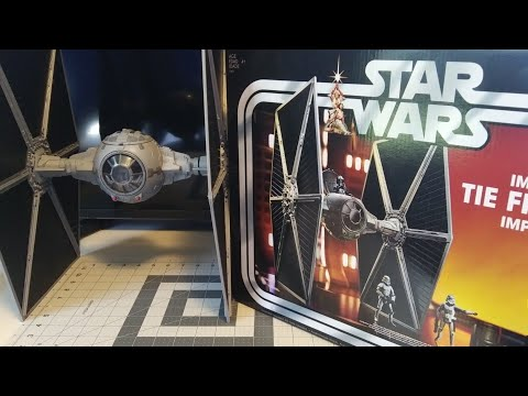 Star Wars The Vintage Collection TIE Fighter