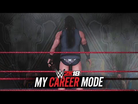 WWE 2K18 My Career - Ep 1 - THE DESTROYER!!