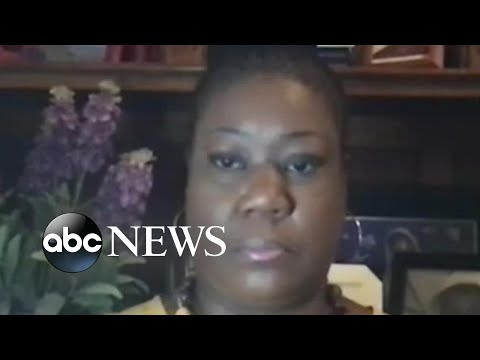 Mother of Trayvon Martin speaks out about George Floyd's death