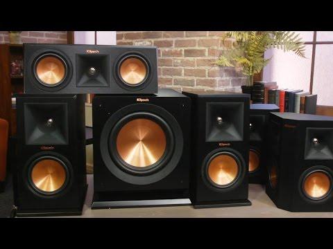 klipsch 5 1 surround sound system. klipsch\u0027s surround speakers are rock royalty klipsch 5 1 sound system