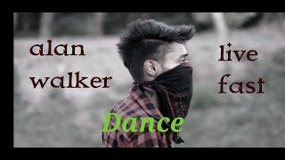 Live Fast (PUBGM) ft.Alan Walker ll Dance