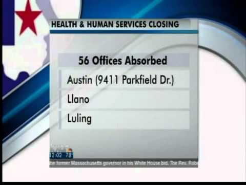 Health & Human Services Closing