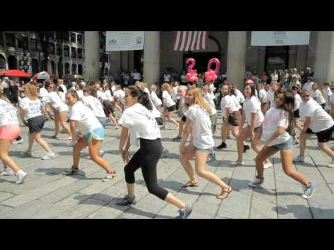 American Cancer Society Boston Making Strides Against Breast Cancer Flash Mob