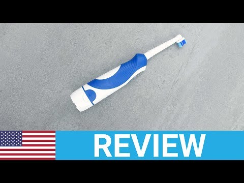 Oral-B Pro-Health Clinical Battery Toothbrush Review - USA