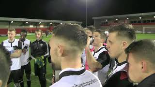 Video Beadle Speaks To Players After FA Cup Tie Against Fleetwood Town download MP3, 3GP, MP4, WEBM, AVI, FLV April 2018