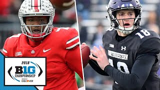 2018 Big Ten Football Championship Review: The Quarterbacks | Dwayne Haskins | Clayton Thorson