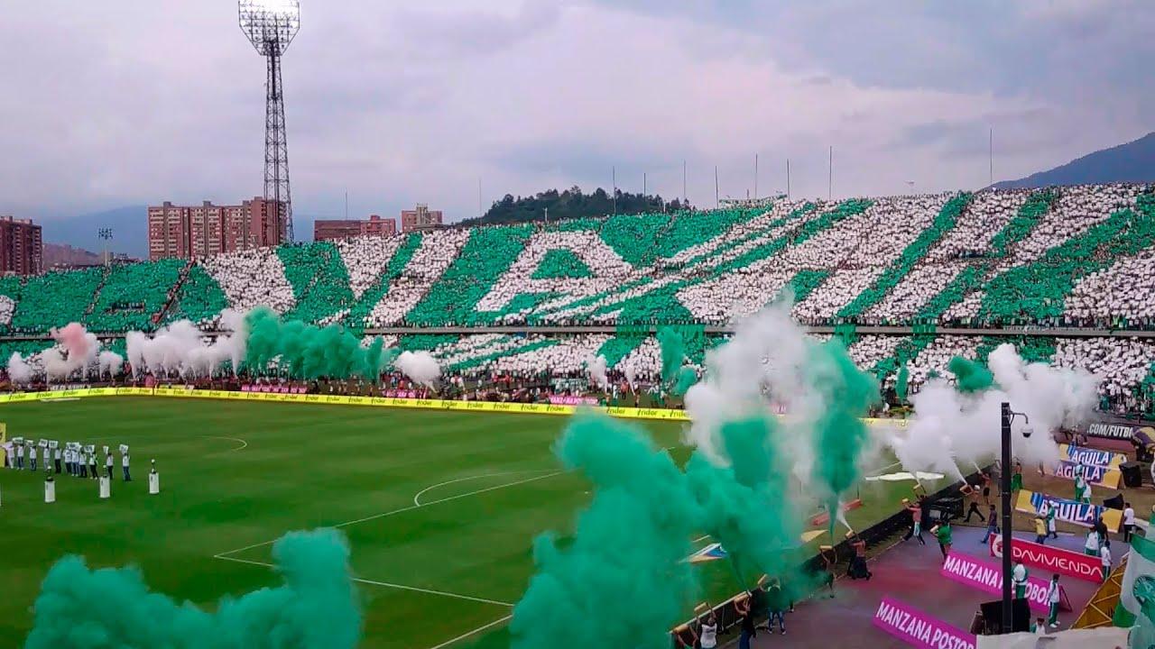 Atlético Nacional humillo a peñarol en la Copa Libertadores