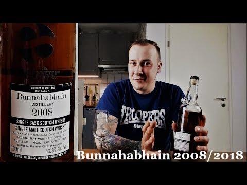 Bunnahabhain 2008/2018 The Octave Whisky Verkostung UA Duncan Taylor