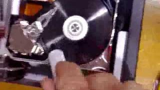 How to fix a very broken Maxtor hard drive