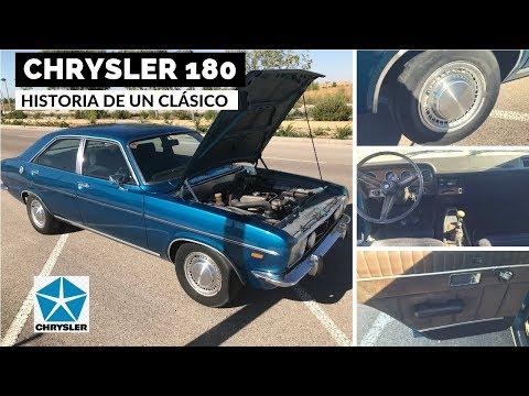 🔴 ▷ Chrysler Talbot 180  | Prueba / Test / Review | Historia | Coches Clasicos |  [2019]