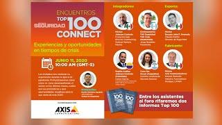 Encuentros Top100 Connect:  Experiencias y oportunidades en tiempos de crisis