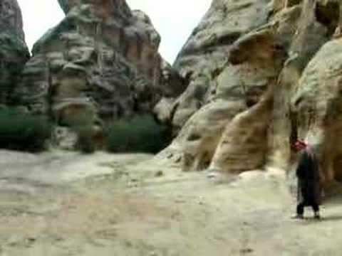 Small Petra, Jordan