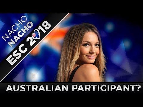 AUSTRALIA'S EUROVISION 2018 PARTICIPANT