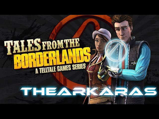 Sep 23, 2017 - Tales from the borderlands #1