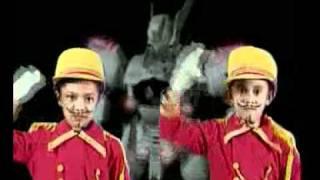 Aku Seorang Kapiten - Lagu Anak-Anak Indonesia.flv
