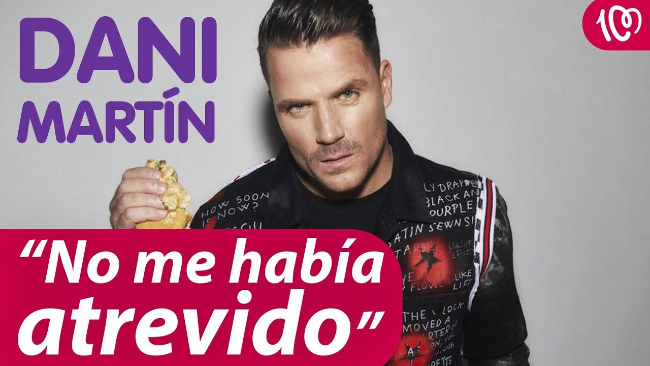 """Dani Martín confiesa lo que hace especial su último disco: """"El traje perfecto"""""""