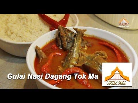 Gulai Nasi Dagang Tok Ma Rempah Asli Terengganu
