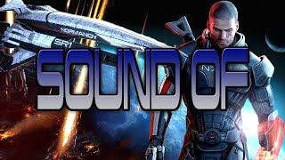Mass Effect 3 - Sound of Commander Shepard