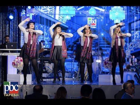 Niousha Dance Group - Norouz 97 Tapesh TV Network - YouTube