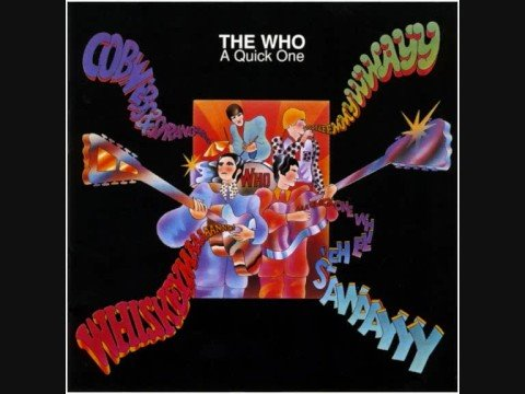 the who boris the spider