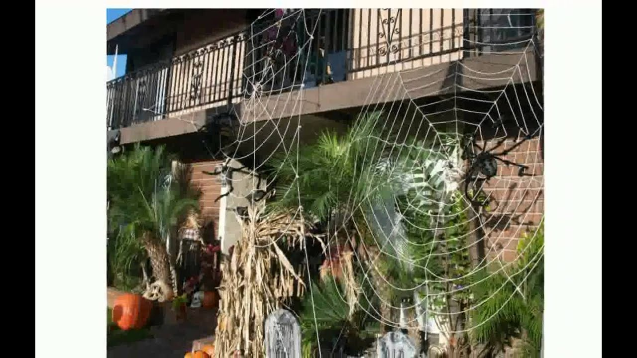 Best decorated halloween houses youtube - Decorated homes ...