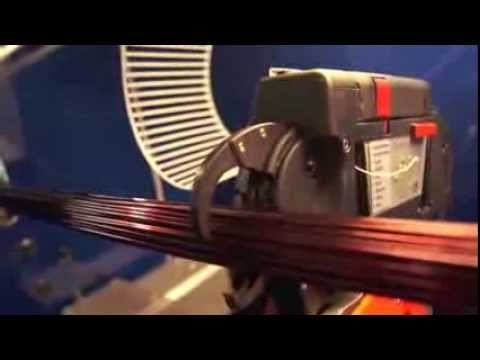 Gab Automatic Cable Tying System Youtube