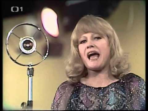 Eva Pilarová a Vladimír Menšík v pořadu Ring volný (1980)
