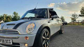 I Finally Finished The Salvage Mini Cooper R52 Sidewalk Project Car