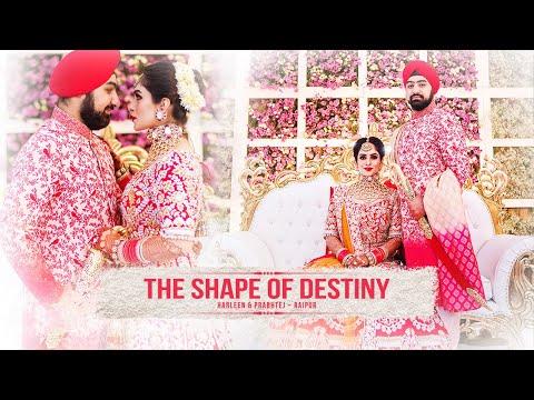 THE SHAPE OF DESTINY - Harleen & Prabhtej Trailer