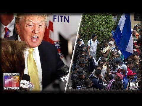 Trump Just THREATENED Honduras After First Wave Immigrant Invasion Begins, They Might Want To Listen