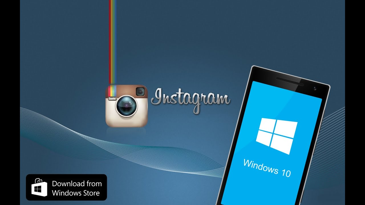 download instagram for windows 10 without store