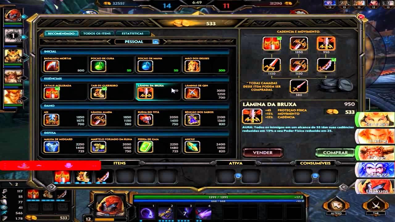 Neith Arena Build