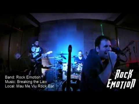 Rock Emotion - Breaking The Law