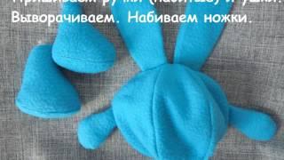 как сделать смешариков из ткани своими руками